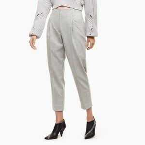WILFRED Aritzia Chambery Wool Pants allant
